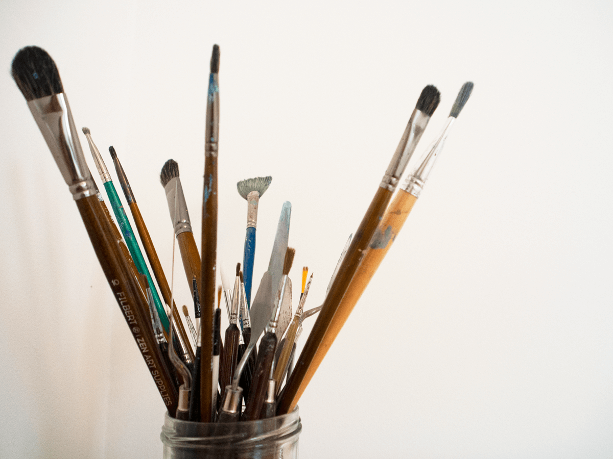 The Best Brushes for Oil Painting