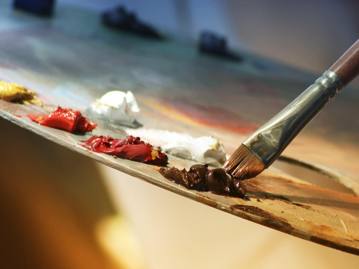 The Fat Over Lean Rule in Oil Painting: Explained
