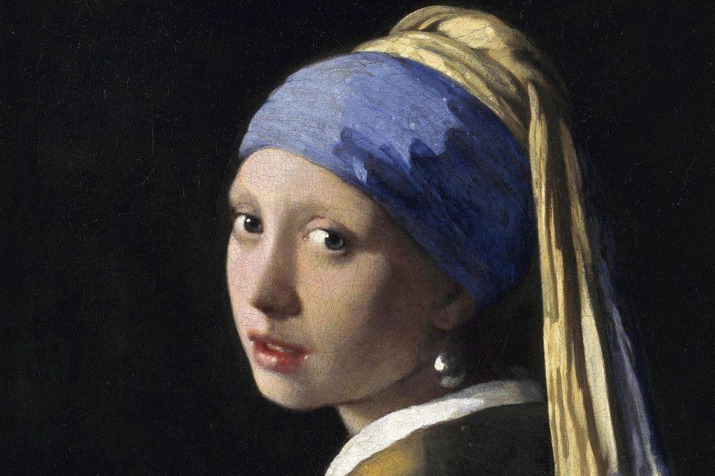 Johannes Vermeer: Girl With Pearl Earring