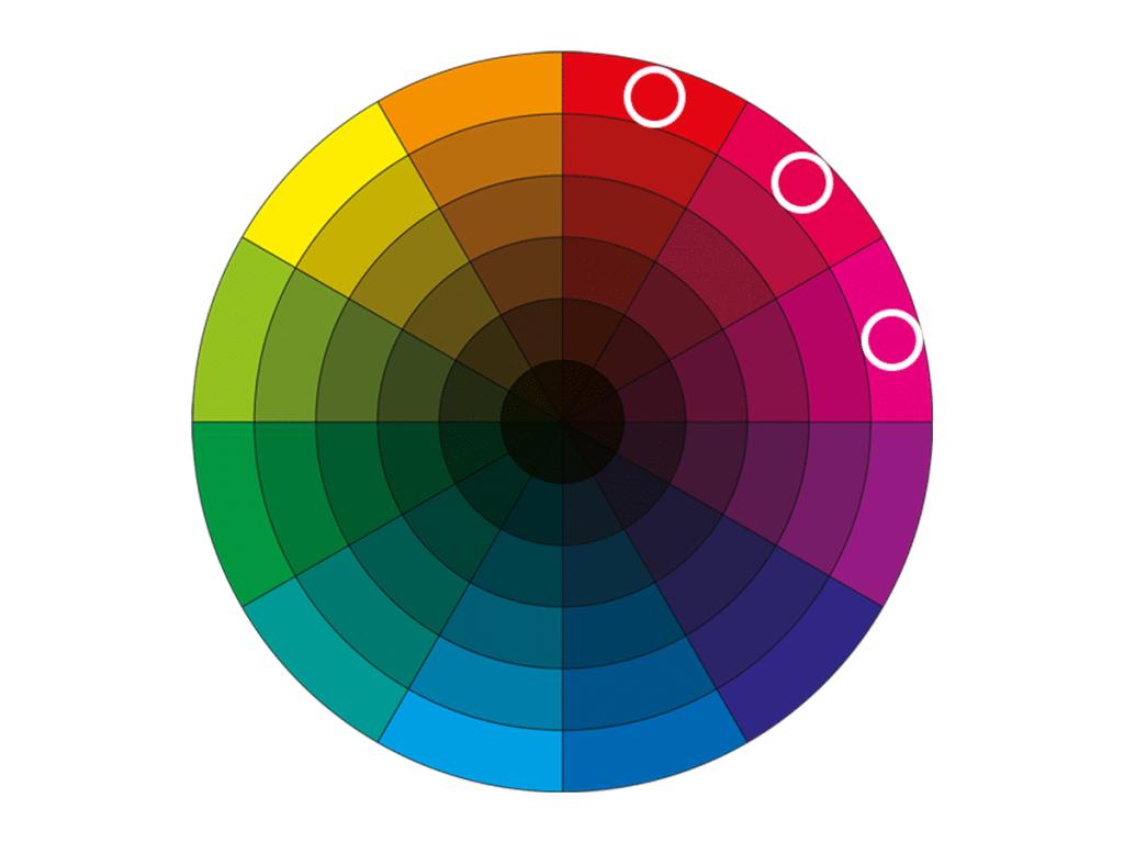 analogous colour schemes