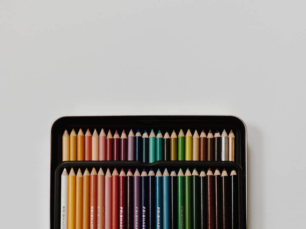 coloured pencil supplies for artists: how to draw with coloured pencils
