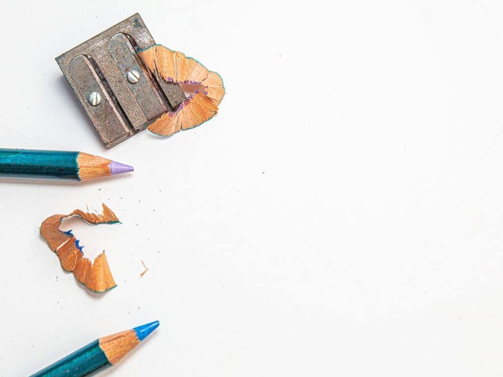 coloured pencil supplies