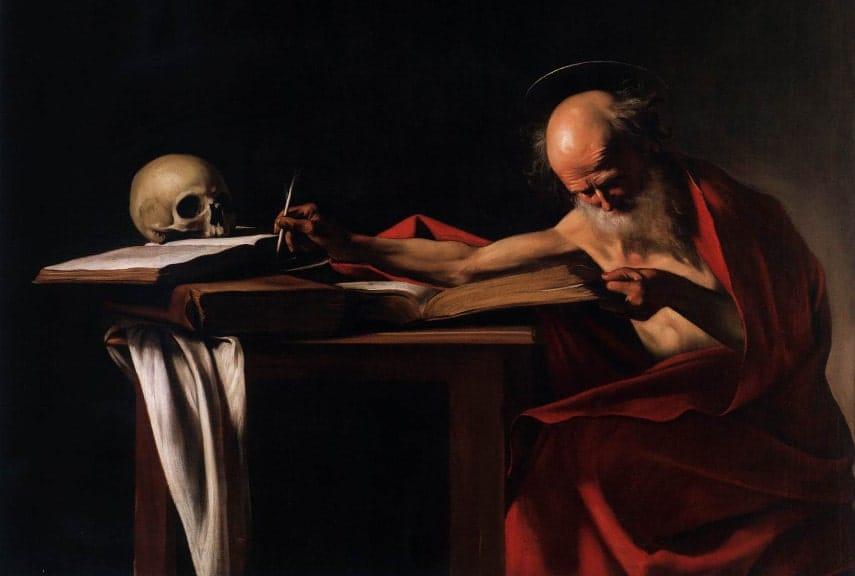 Tone a canvas: Caravaggio