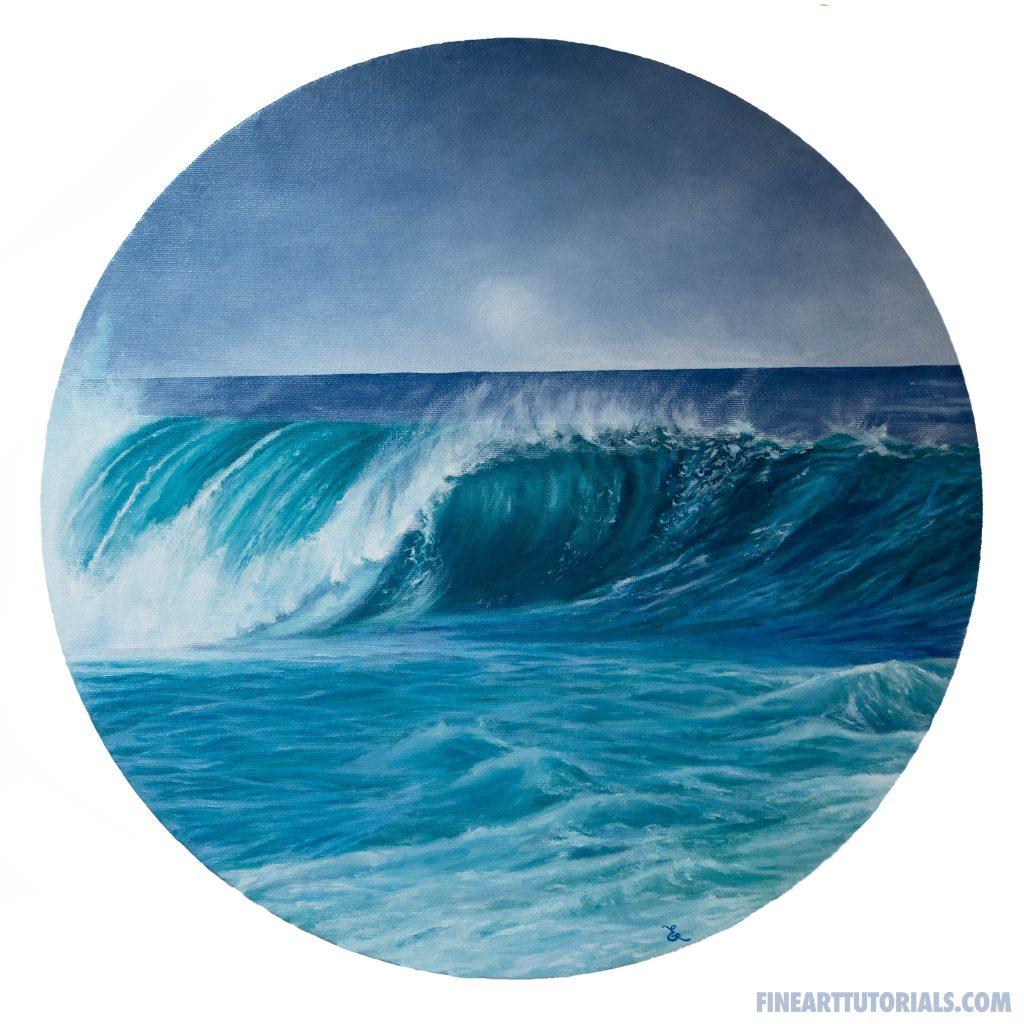 Limited palette: seascape palette