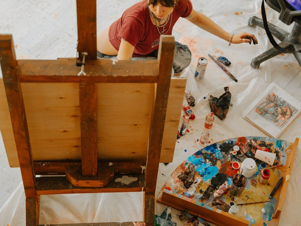 best easel for painting