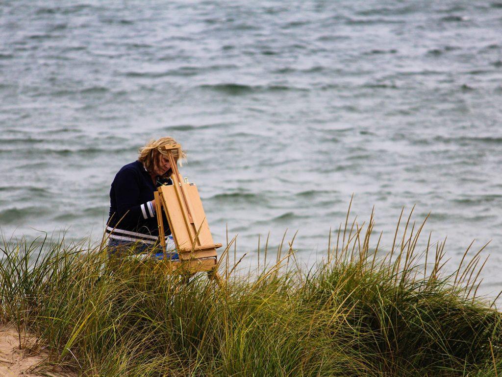 the best plein air easel: portable