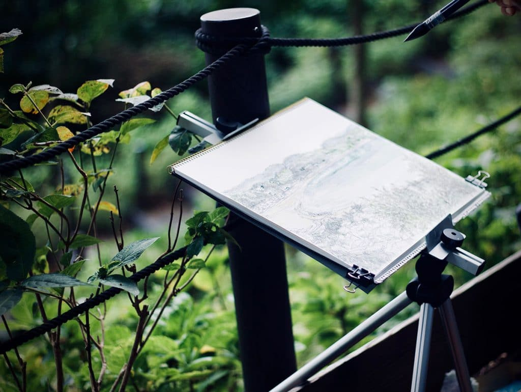 best plein air easel watercolour easel