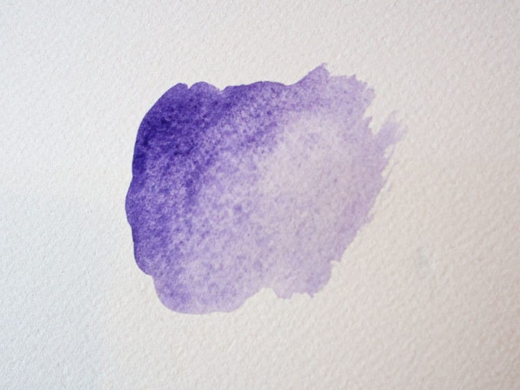 best watercolour sketchbooks: cold pressed paper