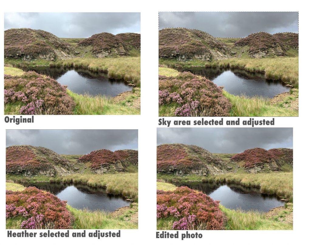 Photoshop tutorial: localise edits