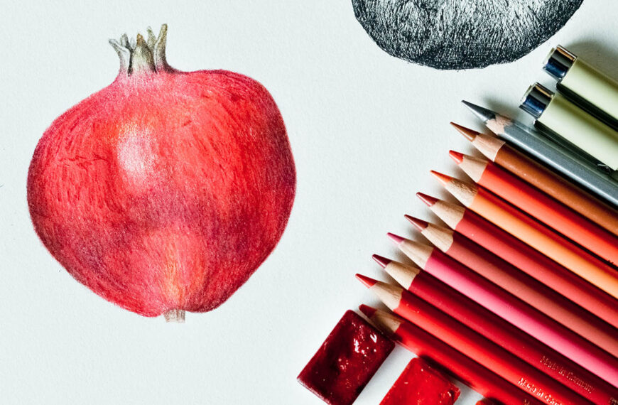 How to Use Watercolour Pencils: Tips for Beginners