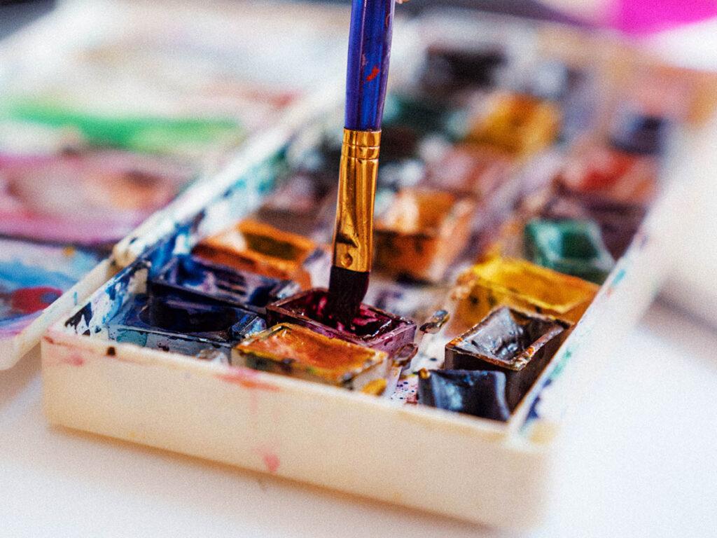 best watercolour palette