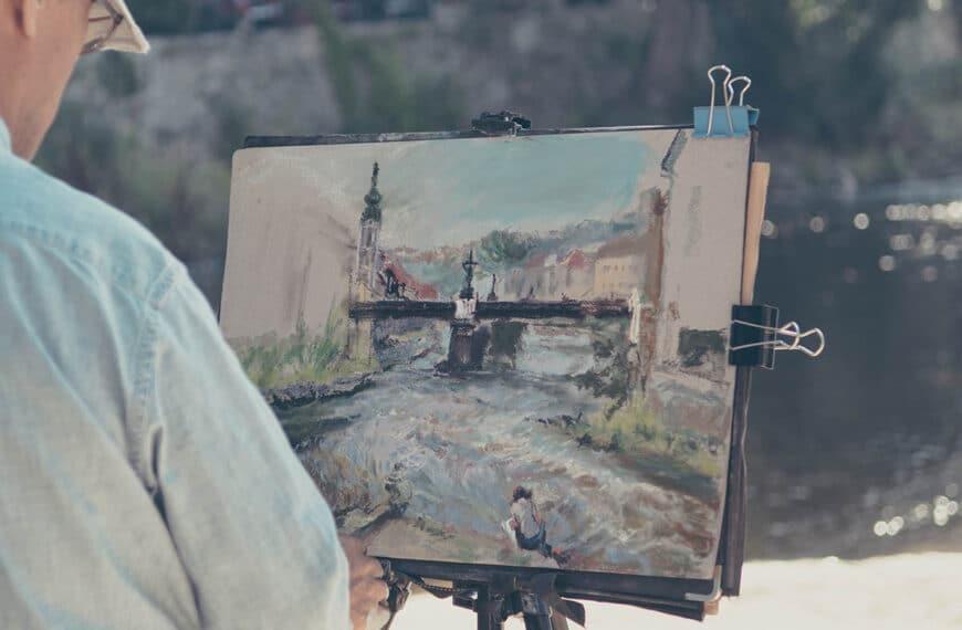 Oil vs Acrylic vs Watercolour: How to Choose a Painting Medium
