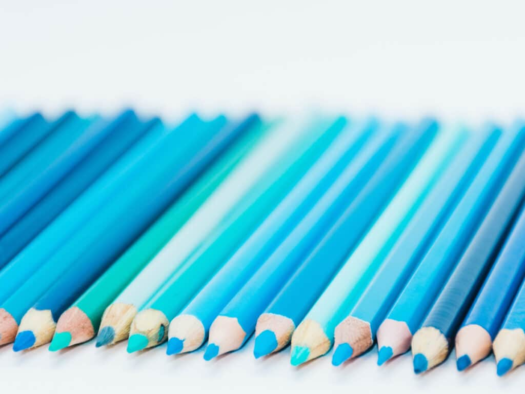 Wax vs Oil Based Coloured Pencils