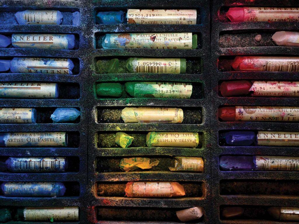 Best oil pastels