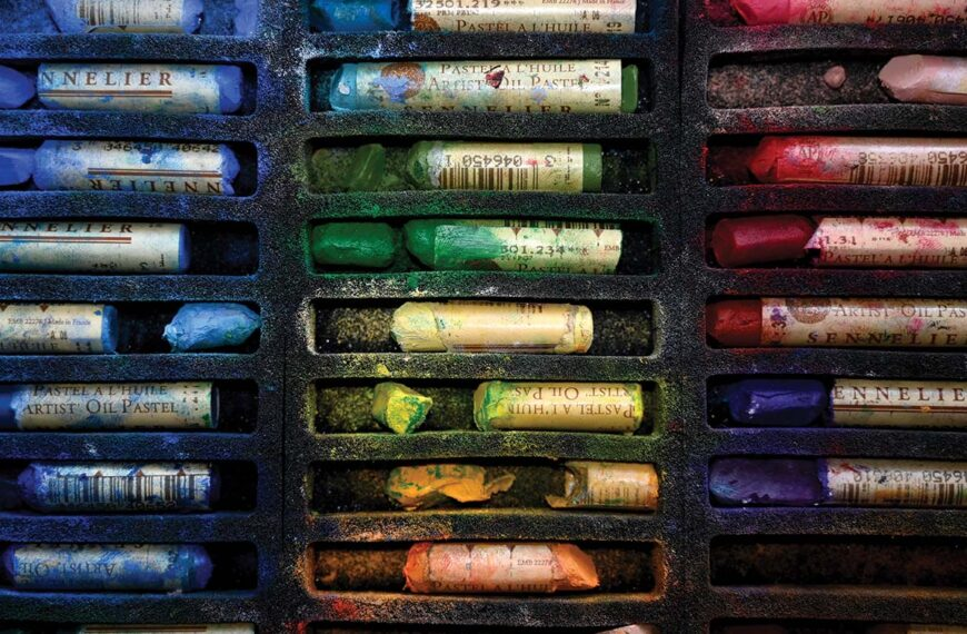 The Best Oil Pastels for Beginner and Professional Artists: A Brand Review